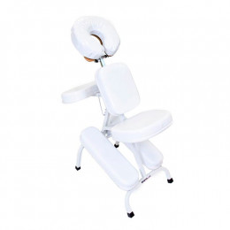 Cadeira de Massagem Quick Massage de Metal Branca - Legno